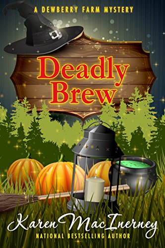 Halloween Four Cast (Deadly Brew (Dewberry Farm Mysteries Book)
