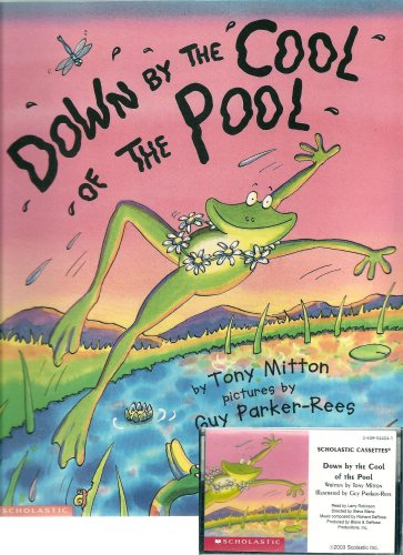 Cool Pool (Down by the Cool of the Pool Book and Audiocassette Tape Set (Paperback Book and Audio Cassette Tape))