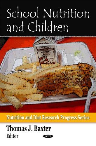 School Nutrition and Children by , Nova Science Pub Inc