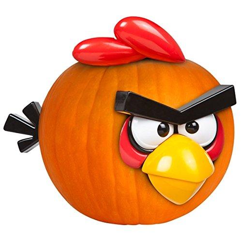 Angry Birds Halloween Pumpkin 3D