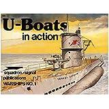 U-Boats in Action - Warships No. 1