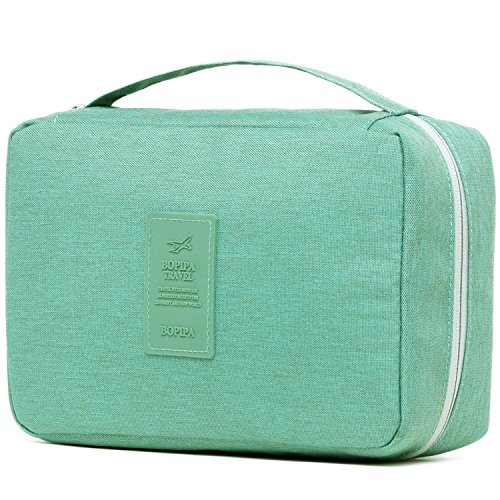 Toiletry Bag Travel Toiletries Bag Sturdy Hanging Organizer for Women Men by BOPIPA