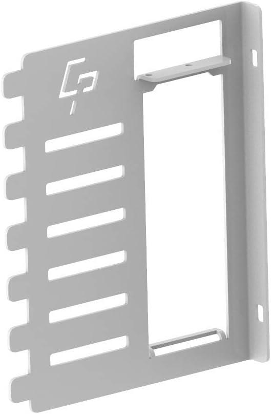 Casemod Parts Soporte vertical para tarjeta gráfica (blanco)