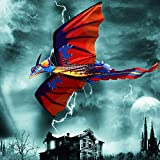 HENGDA KITE-Upgrade Classical Dragon Kite-Easy to