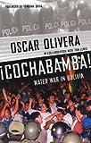 Â¡Cochabamba!, Oscar Olivera and Tom Lewis, 0896087034