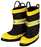 Aeromax Get Real Gear Fire Chief Boots - Size Adult S, Model# FCBADULT