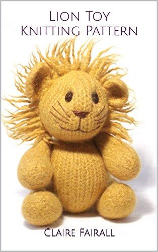 Lion Toy Knitting Pattern
