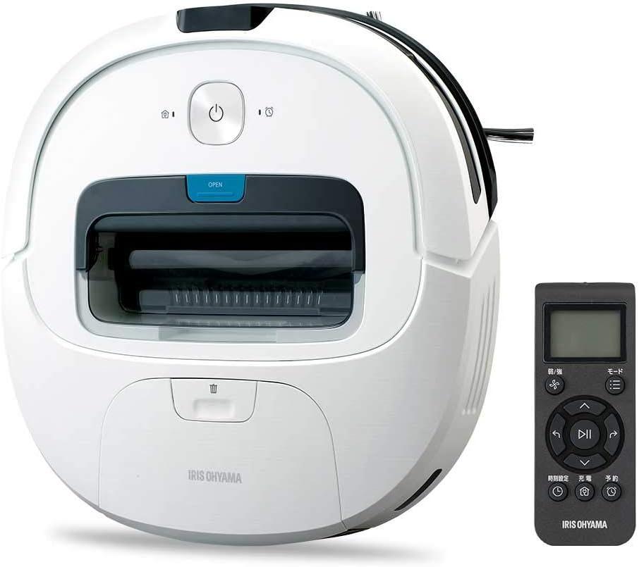 アイリスオーヤマ ロボット掃除機