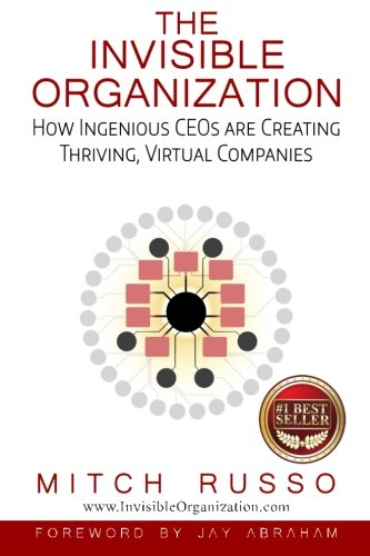 The Invisible Organization: How Ingenious CEOs are Creating Thriving, Virtual Companies