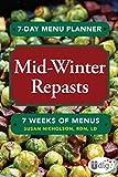 7-Day Menu Planner: Mid-Winter Repasts (UDig)