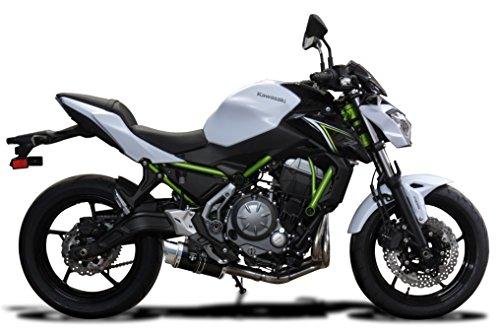 Kawasaki Z650 2017 Complete 2-1 Exhaust 8