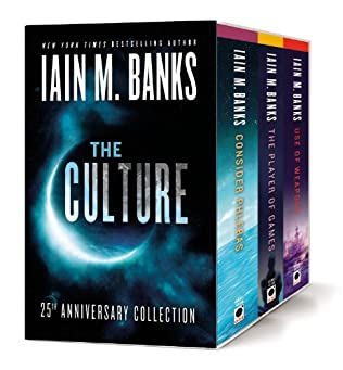 book cover of The Culture Boxed Set