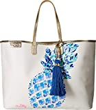 Lilly Pulitzer Women's Bon Voyage Tote Multi Toe In Engineered Motif One Size
