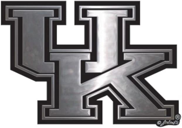 NCAA Kentucky Wildcats Car Emblem