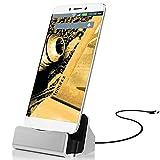 Sony Xperia XCompact, HTC U11, BQ Aquaris X Pro / Aquaris X, Nubia M2 lite, Nubia M2, Sony Xperia L1, USB Dockingstation Dock Tischladetsation Typ-C Ladestation - Ladegerät