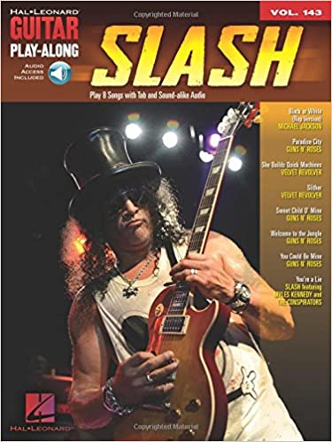 Guitar Play-Along Volume 143: Slash