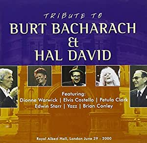 Various - Tribute To Burt Bacharach