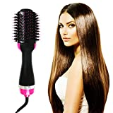 One Step Hair Dryer & Styler - 3-IN-1 Negative Ions Hair Comb for...