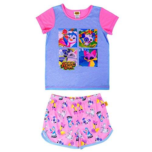 Price comparison product image Animal Jam Magic Den 2pcs Sleepwear Set L