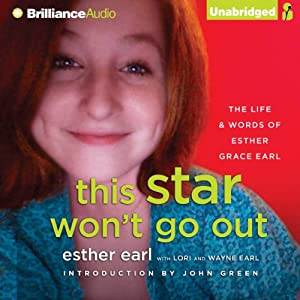 This Star Won't Go Out Audiobook
