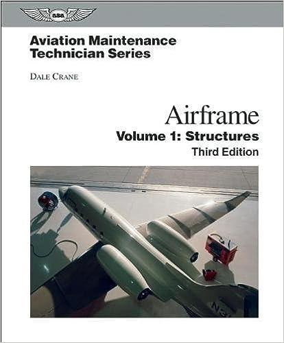 Aviation Maintenance Technician: Airframe, Volume 1: Structures ...