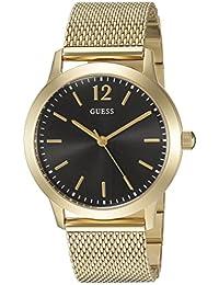 GUESS Men's U0921G3 Analog Display Quartz Gold Watch