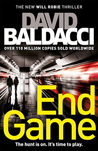 End Game (Will Robie) by [Baldacci, David]