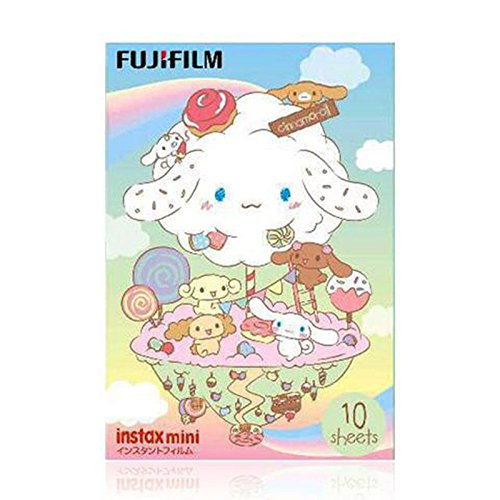 Fujifilm Instax Mini Instant Film (10 sheets, Mini Cinnamoroll )