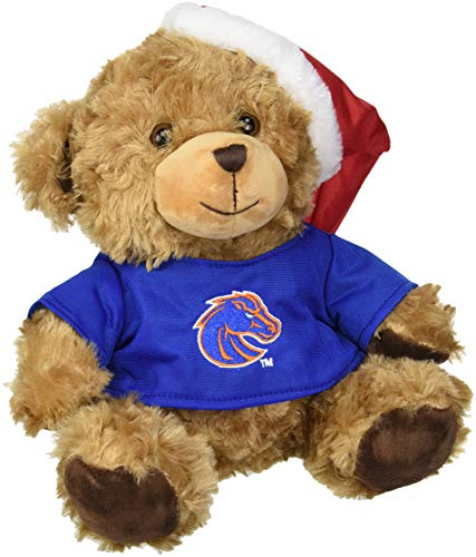 FOCO Boise State Bear with Santa Hat by FOCO