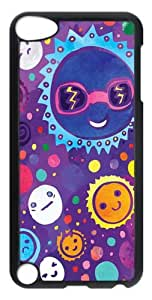 Cool Suns Polycarbonate Hard Case Cover for iPod Touch 5 - Transparent