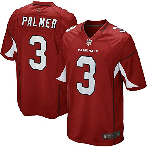 Carson Palmer Arizona Cardinals Youth Red Jersey X-Large 18/20