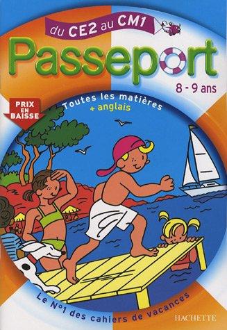 Passeport Du CE2 Au CM1 : Toutes Les Matières Et Anglais