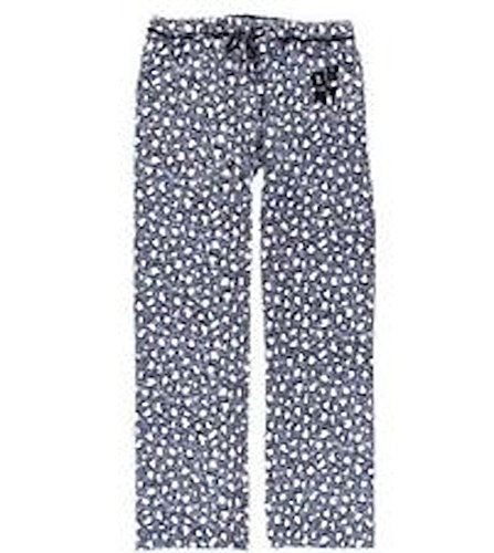 Dkny Animal Print - DKNY Flannel Pajama Lounge Pants. Grey Animal Print XX Large