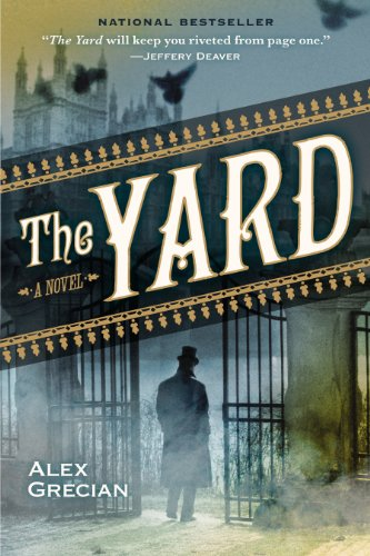 The Yard (Scotland Yard's Murder Squad Book 1) cover