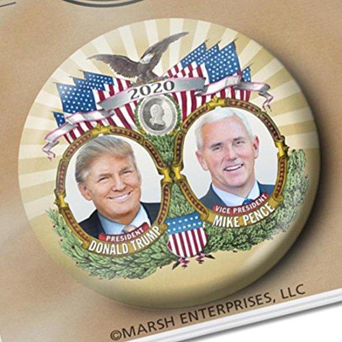 Marsh Enterprises - Donald Trump Mike Pence 3