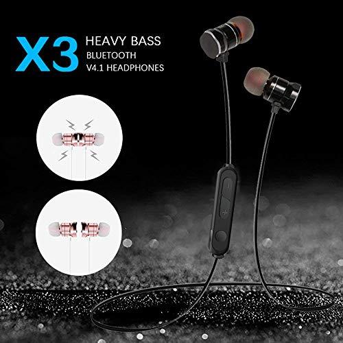 AGKupel Bluetooth Headphones, Magnetic Wireless Earbuds, Bluetooth Sports Earphones Headsets Earpieces Microphone Noise by AGKupel (Image #5)