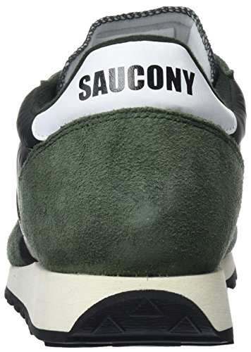 black Homme Original Jazz Cross De Vert 8 Vintage Saucony Chaussures green qHzwYPP