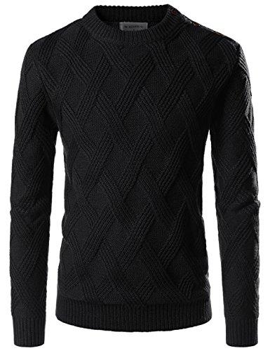 Wool Blend Crewneck Sweater - 2