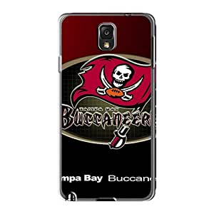 Great Hard Phone Cases For Samsung Galaxy Note 3 With Provide Private Custom Colorful Tampa Bay Buccaneers Image PhilHolmes