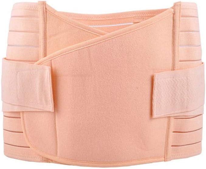 KERVINFENDRIYUN YY4 Las Mujeres Embarazadas posparto cinturón del Abdomen Embarazo cinturón del Vientre corsé cinturón Que Forma el cinturón (Size : XL)