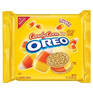 Candy Corn Oreos Limited Edition: Amazon.co.uk: Grocery