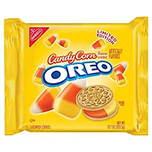 Candy Corn Oreos Limited Edition
