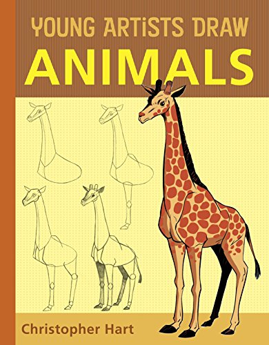 Young Artists Draw Animals (Christopher Hart's Young Artists Draw)
