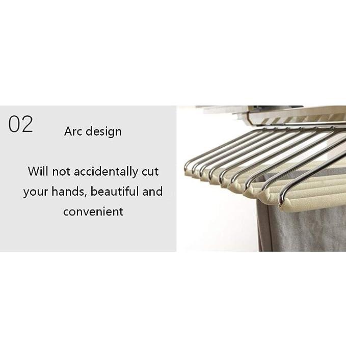 Amazon.com: JIAYING - Organizador de armario para colgar en ...