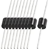 uxcell 10 Pcs Molded Plastic Case 1000V 10A Rectifier Diodes 10A10