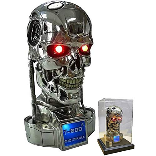Used, Terminator 2 T-800 Endoskeleton Clean Version 1:2 Scale for sale  Delivered anywhere in USA