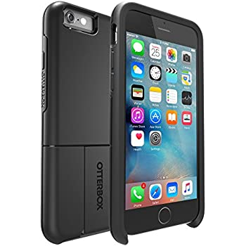 OtterBox uniVERSE iPhone 6/6s Module Case - Retail Packaging - BLACK