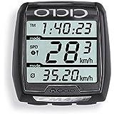 Ciclosport Drahtloser Fahrrradtacho mit Herzfrequenz Cm 4.21 Hr, Schwarz, 10104410