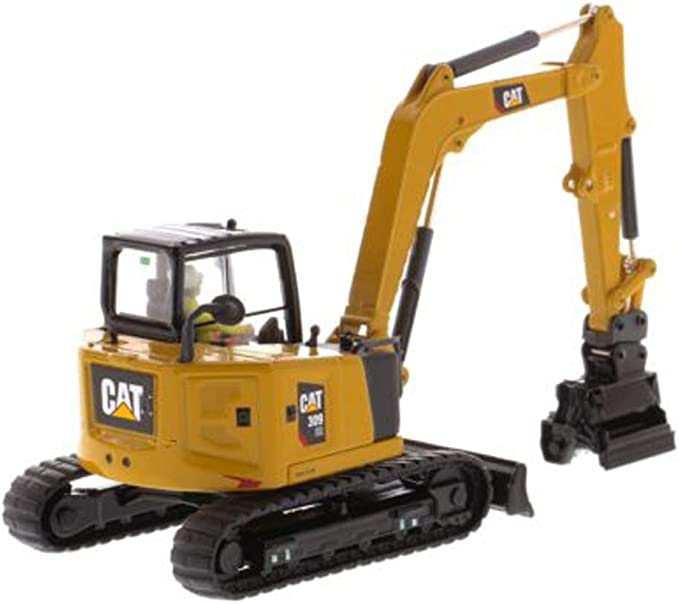 Amazon.com: Diecast Masters 85592 Caterpillar 309 CR ...