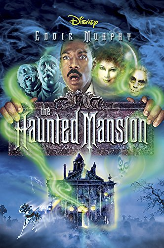 MCPosters Disney The Haunted Mansion GLOSSY FINISH Movie Poster - MCP188 (24